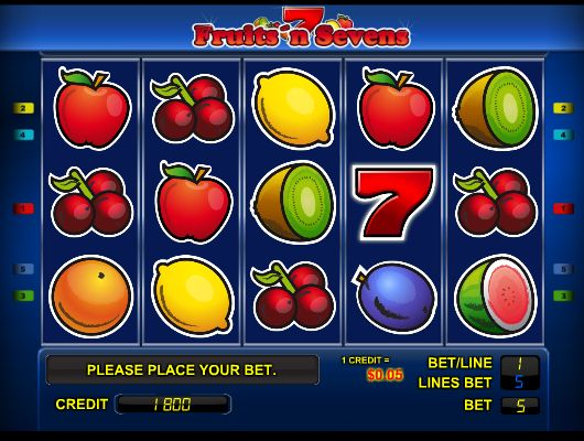 Игровые автоматы 777 бесплатно  играть три семерки онлайн